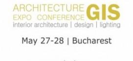 GIS – Expoconferința de Arhitectură 2013