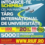 Romanian International University Fair - RIUF 2013