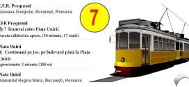 RATB-Tramvai 7